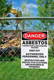 Asbestos is Cause for Extreme Caution Danger