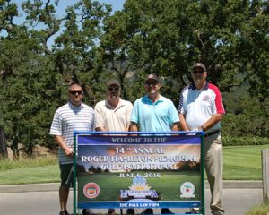 Local 16 Heat & Frost Insulators team included event committee members, Chris Greaney, Mark Plubell and Bill Hodges who worked tirelessly in the planning and preparation of the event and did a fantastic job!